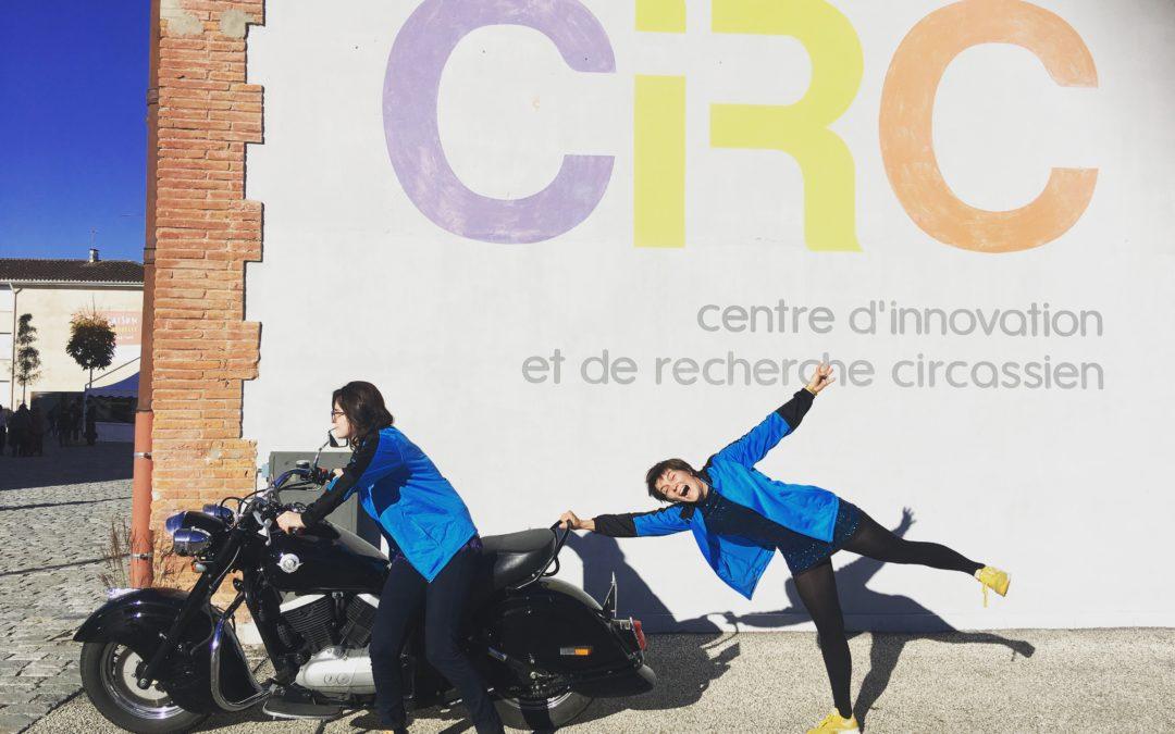 Auch 2018 : présentations de projet Artcena / Circa